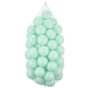 Wellgro Bubble Pops Top Havuzu Topu- Mint